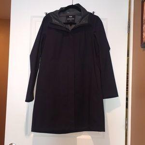 Uniqlo rain coat